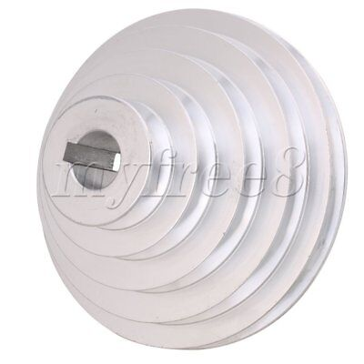 CNBTR 24mm Bore 5 Step A Type V-Belt Pagoda Pulley Belt Outter Dia 54-150mm