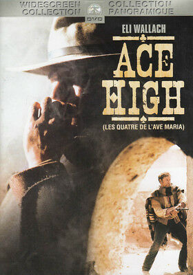 Ace High (Widescreen) (Bilingual) (Canadian Re New DVD