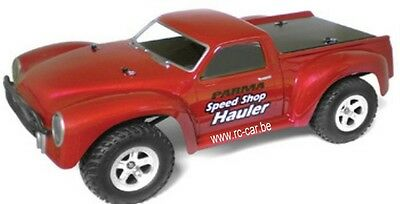 1:8 Lexan Body / Karosserie Speed Shop Hauler SC Pick up Truck (clear .decals )