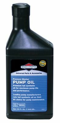 Craftsman  6033 Pressure Washer Pump Oil for CRAFTSMAN,BRIGGS &