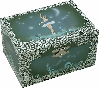 Childrens Musical Jewellery Box Music Box Various Ballerina Unicorn Fairy Dragon