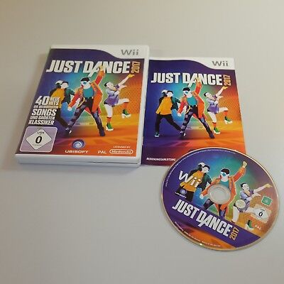 Just Dance 2017 Nintendo Wii