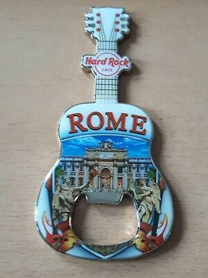 Hard Rock Cafe Rome  Bottle Opener, Flaschenöffner