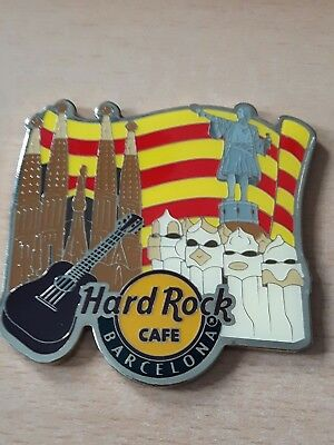 Hard Rock Cafe Barcelona Alternative City Magnet
