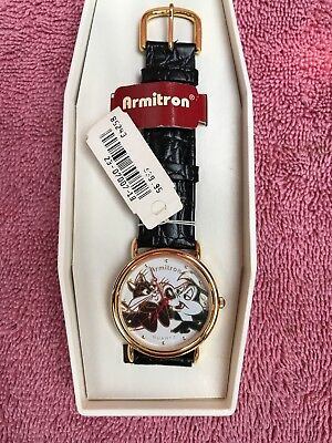 Brand New Pepe Le Pew Watch needs battery FREE SHIPPING