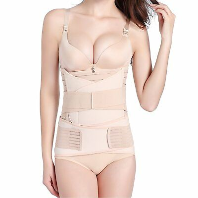 OKPOW Girdle Postpartum Belly Belt Support C-section Recovery Women Pain Healing