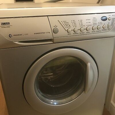 electrolux washer and dryer. Zanussi Electrolux Washer Dryer And