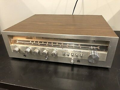 Kenwood KS 4000R  AM/FM Stereo Receiver Vintage Japan Amp Tuner Phono