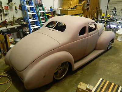 1940 Ford Ford  Coupe  1940 Ford deluxe All Steel Coupe