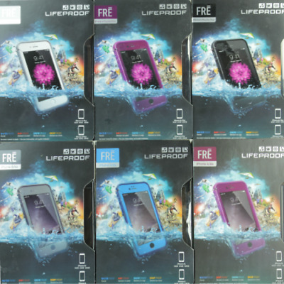 Authentic LifeProof Fre WaterProof Case Cover For iPhone 6S/6 Plus & iPhone 6S/6
