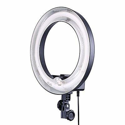 "Neewer 400W 5500K LED Ring Fluorescent Flash Light 14""Outer 10""Inner"