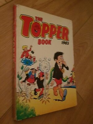 The Topper Book 1983 Annual. Unclipped