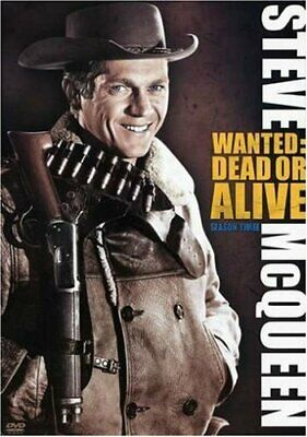 Wanted: Dead or Alive - Season 3 DVD