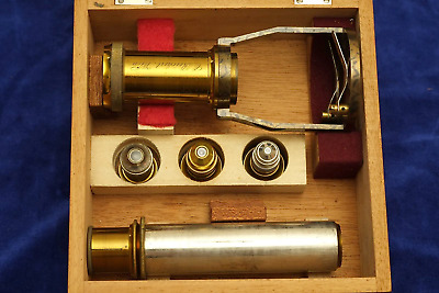 Reichert Classroom Microscope Antique