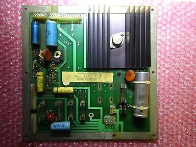 Williams Pinball Power Supply Board (Gorgar) Working
