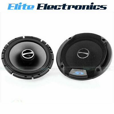 """Alpine Sps-610G Type-S 6.5"""" 480W 2-Way Coaxial Car Stereo Speakers Sps-610-G"""