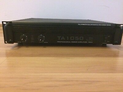 PA Endstufe t.amp TA 1050 MK-X Top Zustand.