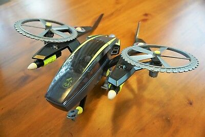 Playmobil 5287 Top Agents 2Magma MastersRazorcopter