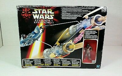Anakin Skywalker's Podracer - Star Wars Episode 1 - Hasbro Action Figur + OVP