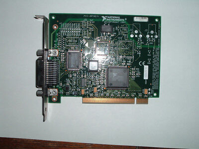 National Instruments NI PCI-GPIB + Interface Adapter Card