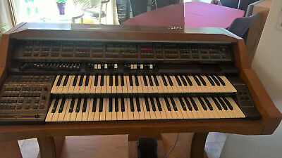 Orgel Wersi Gala DX 900TH wie neu