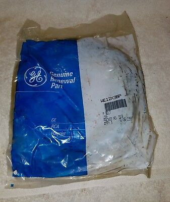 NOS Genuine OEM GE General Electric Dryer Drive Belt P/N: WE12X36P