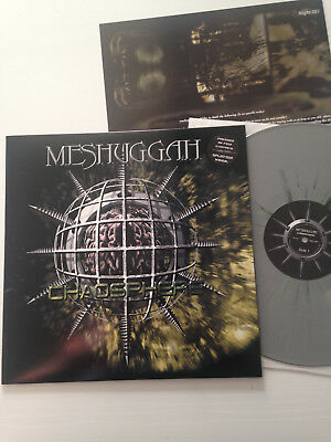 Meshuggah - Chaosphere Grey Vinyl NOTVD ltd 333 Slayer