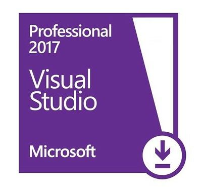 Microsoft Visual Studio Professional 2017 [Lifetime License]