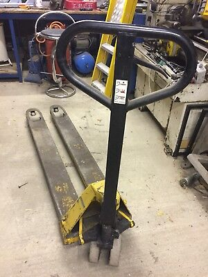 Slingsby Long Reach Pallet Pump Truck