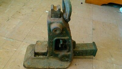 Railroad jack simplex 15 A 15 ton house or train
