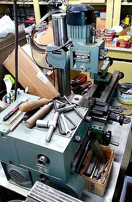 Edelstaal Maximat 7 machinist gunsmith lathe milling drill system