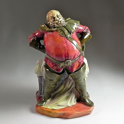 "Retired Royal Doulton 7.25"" Falstaff Character Figurine HN 2054 HN2054"