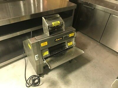Anets SDR-21 Dough Sheeter - Stainless Steel