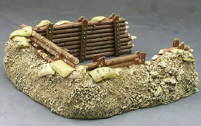 KING & COUNTRY WWII SP027 Tank / Artillery Bunker NEW!
