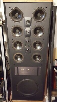 Polk Audio SDA SRS 1.2TL Reference Speakers TOP OF THE LINE
