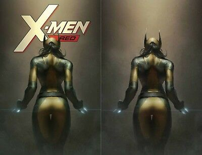 X-Men Red 1 Jeehyung Lee X-23 Exclusive Virgin 2 Pack  Variant Set Pre-Sale 2/7