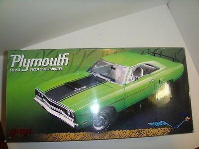 GMP 1970 PLYMOUTH Road Runner!! New in Box!