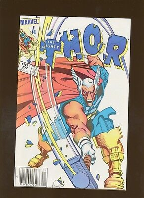 Thor 337 VF 8.0 * 1 Book Lot * 1st Beta Ray Bill! Doom by Walter Simonson!
