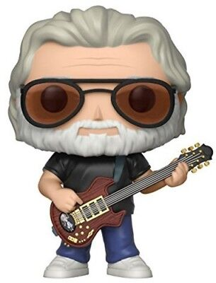 FUNKO POP! ROCKS: Jerry Garcia [New Toy] Vinyl Figure