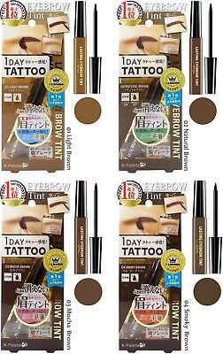 K-Palette 1 Day Tattoo Real Lasting Eyebrow Tint (4 Colors Available)-US Seller