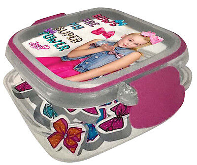 JoJo Siwa Pack of 20 Hair Bow Erasers Rubbers In Plastic Container