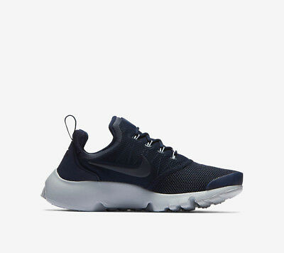 Nike Presto Fly GS Navy / Grey Junior's Women's Girl's Boy's Sizes UK 3-6