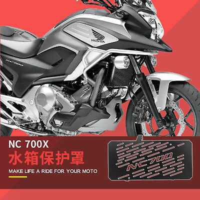 Motorcycle CNC Radiator Grille Guard Protection For HONDA NC700/S/X/N NC750S/X/N