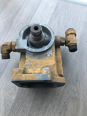 Caterpillar Engine 4W5158 Oil Filter Base Assembly 3114 3116 3126 Etc    Inc Vat