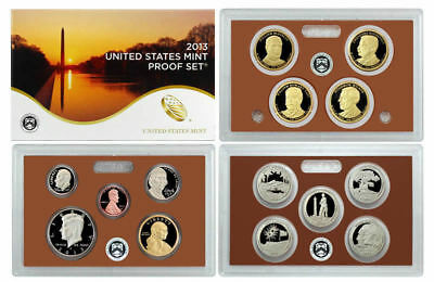 2013 US Mint Proof 14 Coin Set (P15)