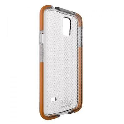 Clear Case Cover For Samsung Galaxy S5 SM-G900F Transparent Impact Mesh Tech21