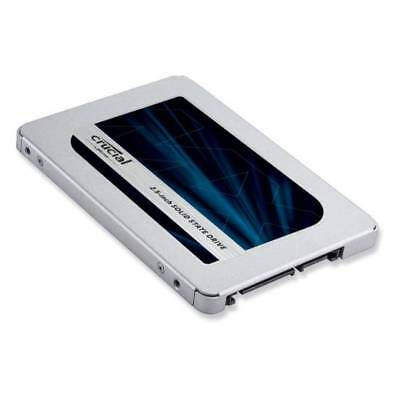 "NEW Crucial MX500 500GB 2.5"" SATA3 Internal Solid State Drive SSD CT500MX500SSD1"