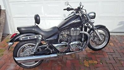 2010 Triumph Thunderbird  a well maintained and cared for motorcycle