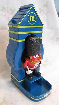 M&M's(R) World London - Palace Guard Dispenser  - dated 2011
