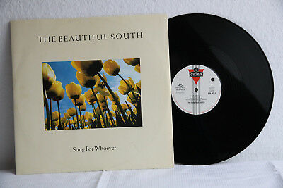 The Beautiful South ‎– Song For Whoever * Vinyl MAXI * 1989 *